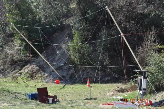 Arc trap archers contois - Montee trap ...